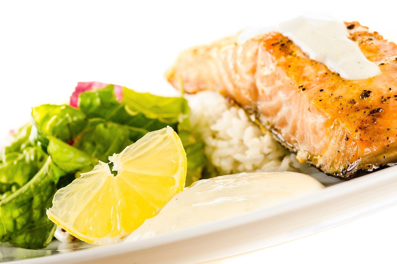Makarony i dania z ryb